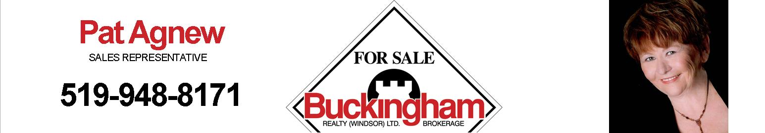 Pat Agnew, Buckingham Realty